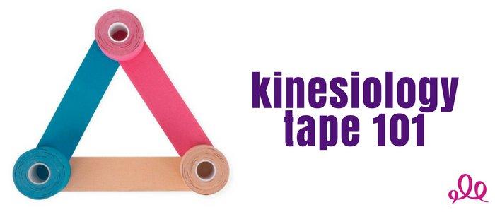 Wellness Wednesday: Kinesiology Tape