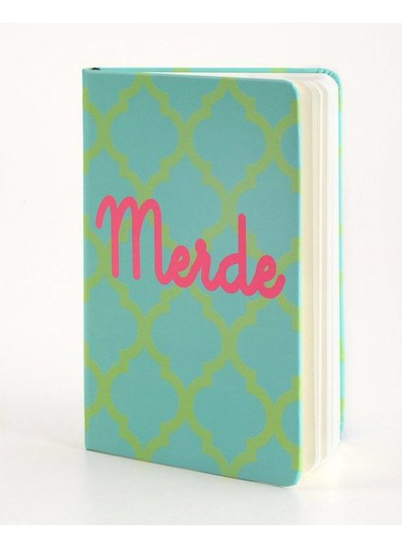 B Plus Printworks Merde Mini Journal