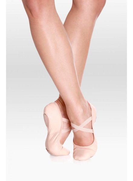So Danca Brit Adult Leather Split Sole Ballet Shoe