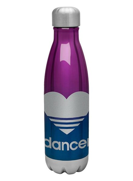 Sugar and Bruno Heart Dancer Force Water Bottle