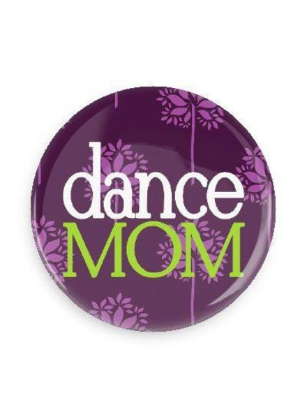 B Plus Printworks Dance Mom Pocket Mirror