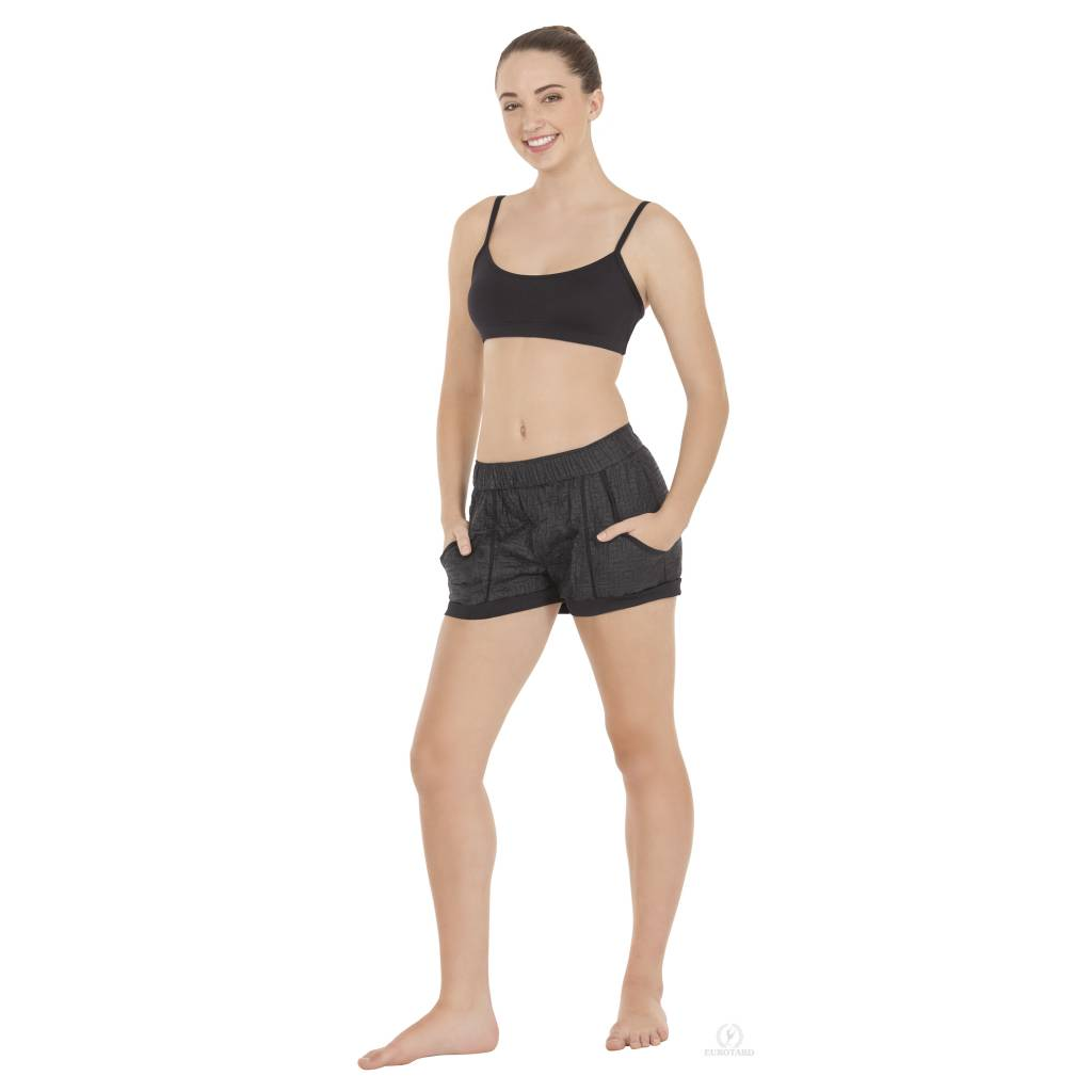 Eurotard Ripstop Athletic Short