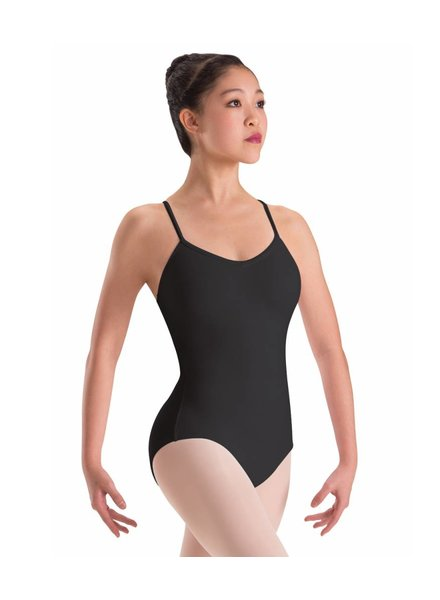 Motionwear Bowtie Back Camisole Leotard