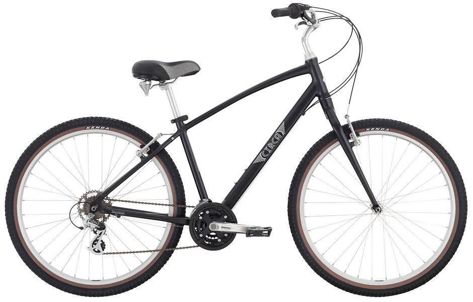 1 Day Rental - Standard City Bike