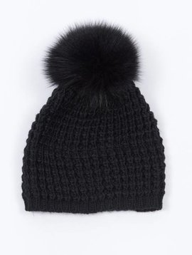 KYI KYI FOX KNITTED HAT