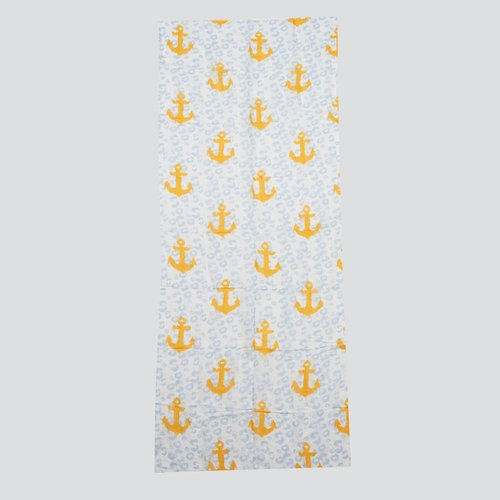 IKAT ANCHOR SCARF