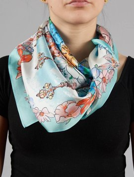 ECHO ECHO PARIS IN THE SPRING SCARF