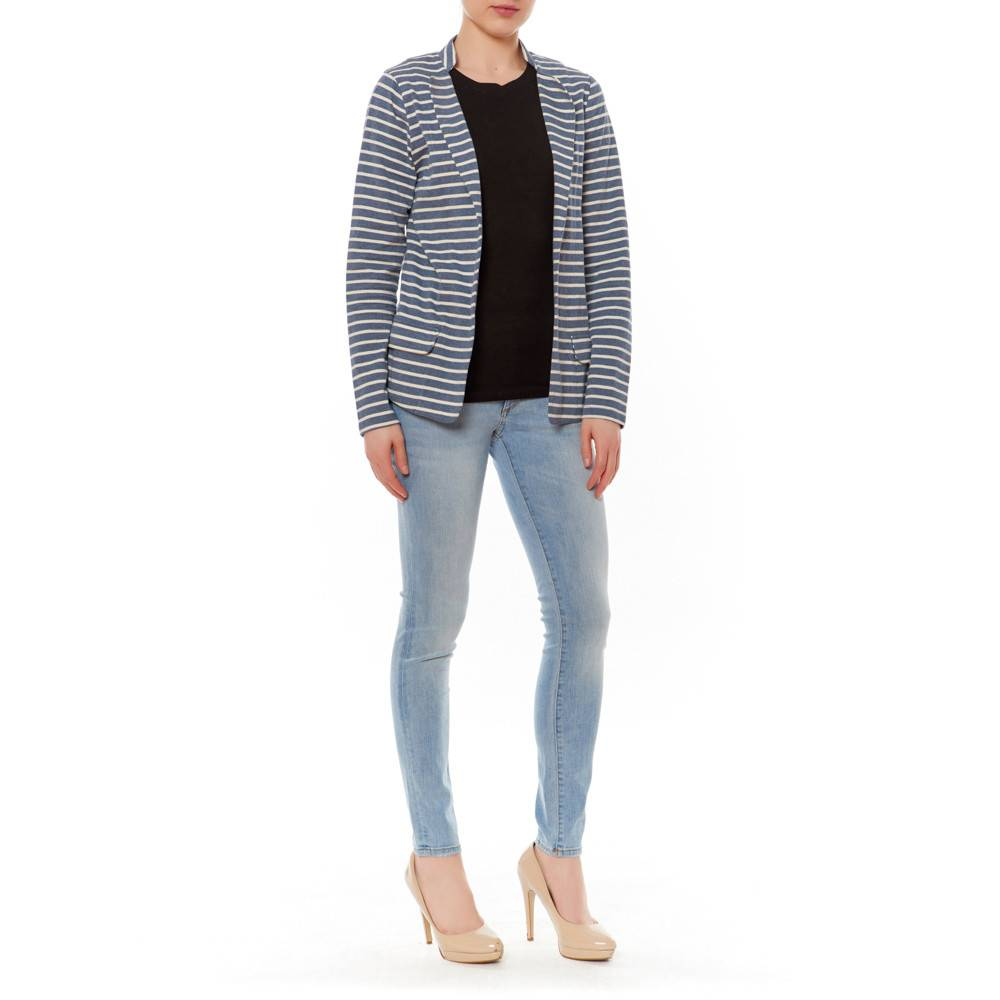 THML STRIPED BLAZER