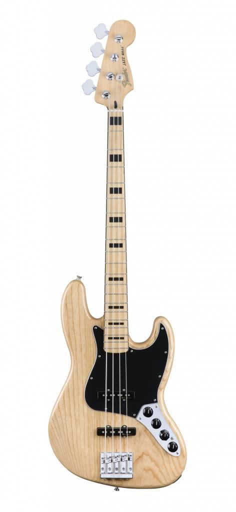 Fender Deluxe Active Jazz Bass - Natural