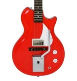 Supro Supro Americana Series Belmont Vibrato - Poppy Red