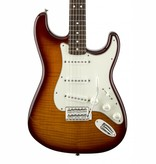 Fender Fender Standard Series Stratocaster Plus Top - Tobacco Sunburst