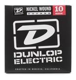 Dunlop Dunlop Nickel Wound Guitar Strings - .010-.046