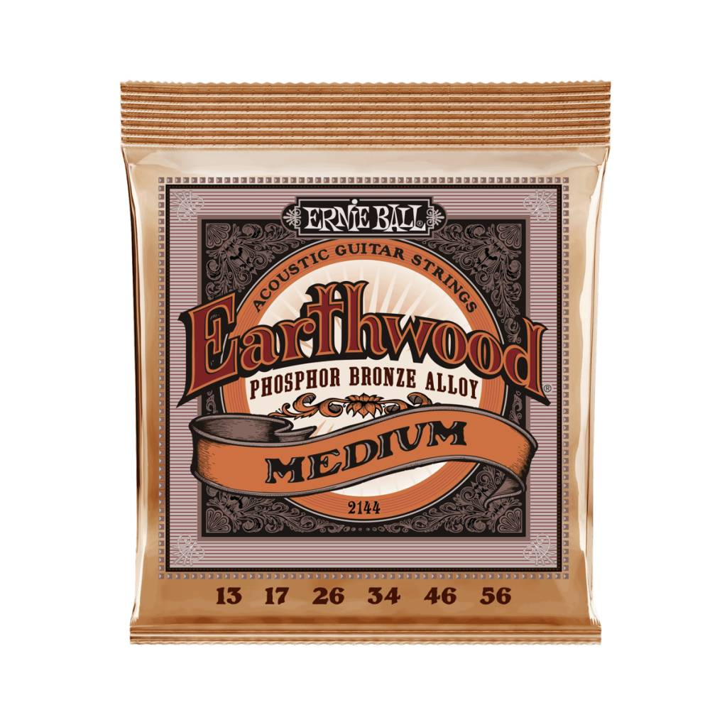 Ernie Ball Ernie Ball Earthwood Phosphor Bronze .013-.056