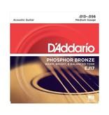 D'Addario D'Addario EJ17 .013-.056