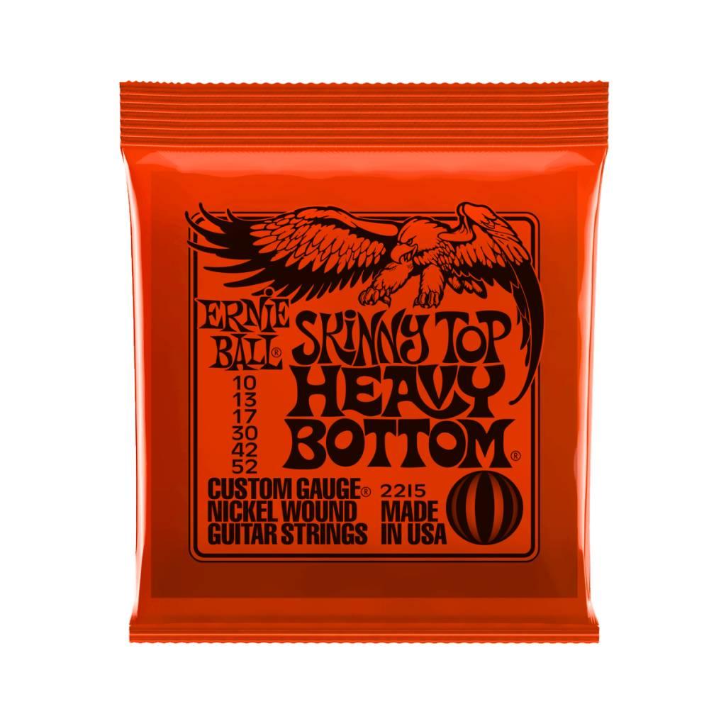Ernie Ball Ernie Ball Skinny Top Heavy Bottom Slinky .010-.052