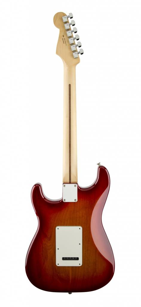 Fender Fender Standard Series Stratocaster Plus Top - Aged Cherry Burst