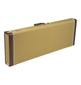 Fender NEW Fender Pro Series Stratocaster/Telecaster Case - Tweed