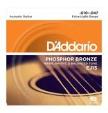 D'Addario D'Addario EJ15 .010-.047
