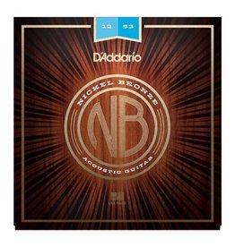 D'Addario D'Addario  Nickel Bronze  .012-.053