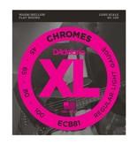 D'Addario D'Addario ECB81 Chromes .045-.100