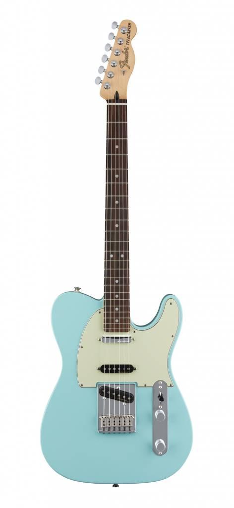 Fender Fender Deluxe Series Nashville Telecaster - Daphne Blue