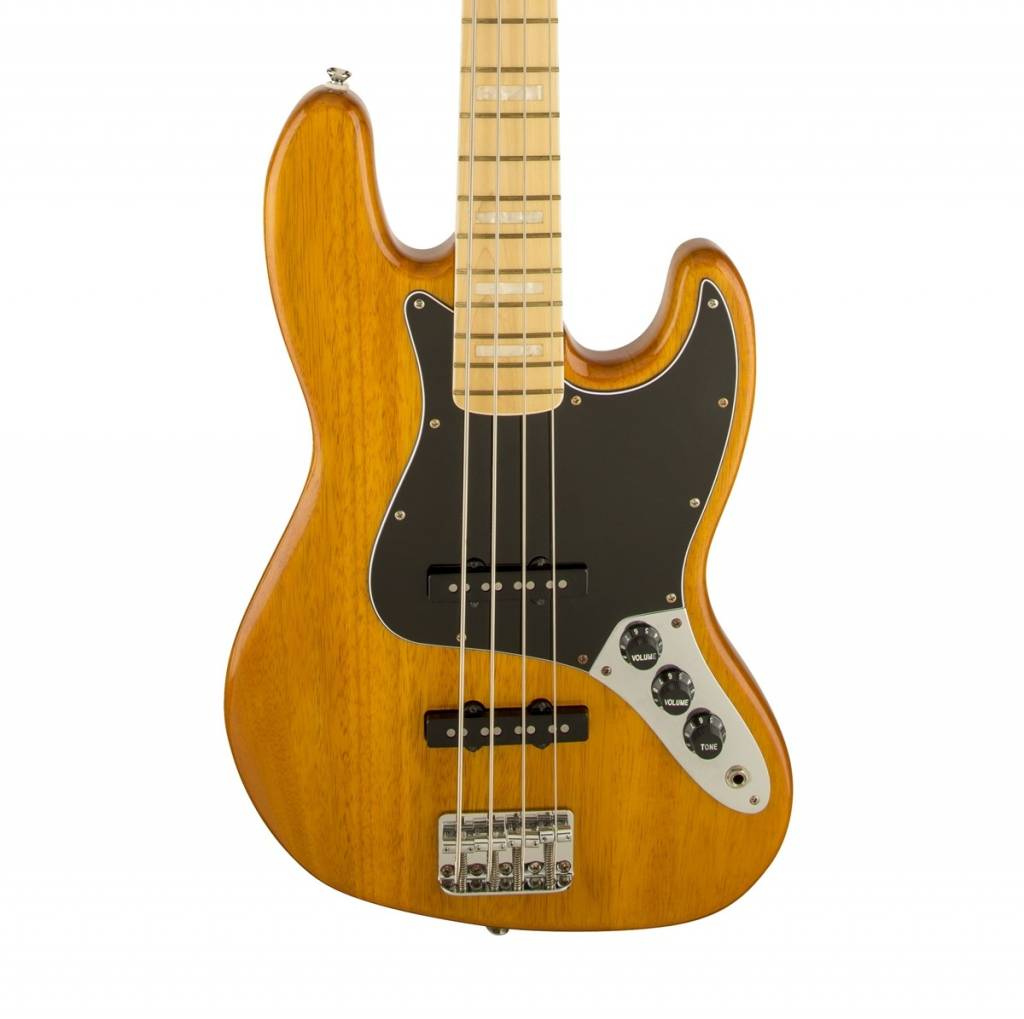Squier Squier Vintage Modified Jazz Bass '77 - Amber