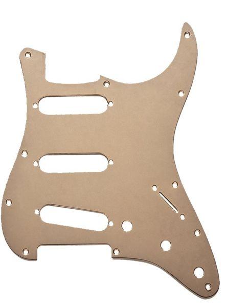 Fender Fender American Standard Strat 11 Hole Pickguard Gold