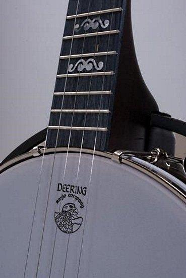 Deering Deering Artisan Goodtime Special Resonator Banjo - Free Gig Bag!