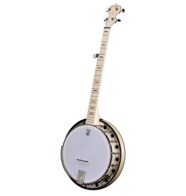 Deering Deering Goodtime Two Resonator Banjo - Free Gig Bag!