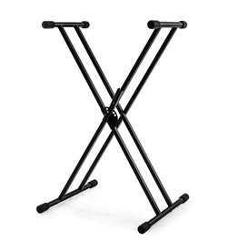Nomad Nomad NKS-K139 Double X-Style Keyboard Stand with Lever Action