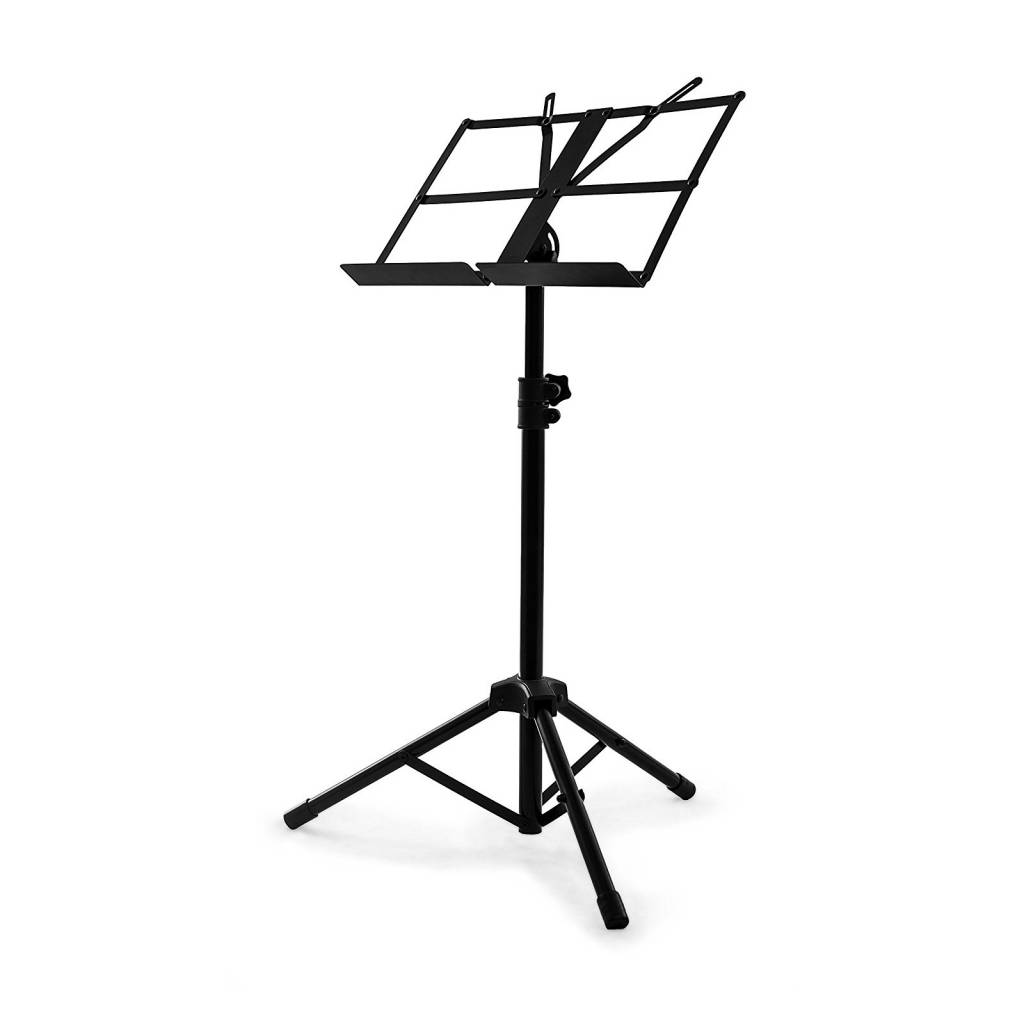 Nomad Nomad NBS-1321 Open Folding Desk Music Stand with Bag