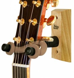 String Swing String Swing CC01 Wood Guitar Wall Hanger