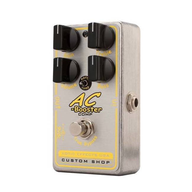 Xotic Effects Xotic Custom Shop AC Booster Comp Pedal