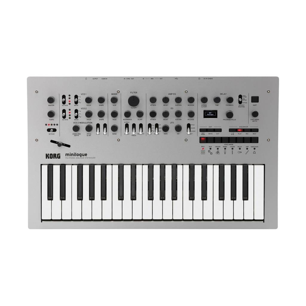 Korg Korg Minilogue Polyphonic Analogue Synthesizer