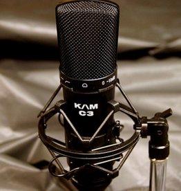 KAM C3 Studio Condenser Microphone