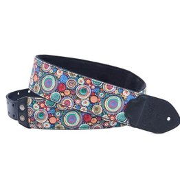 Right On Straps Right On! Funky Bubbles Special Guitar Strap