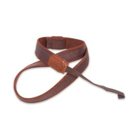 Right On Straps Right On! Uke Hook Brown Ukulele Strap