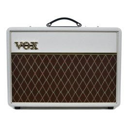 Vox AC10C1 Limited Edition White Bronco
