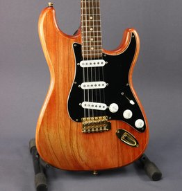 Partscaster USED Natural Strat Style Partscaster