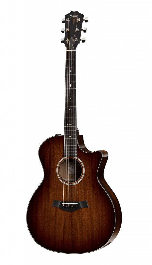Taylor Taylor 524ce Grand Auditorium - Shaded Edge Burst
