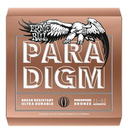 Ernie Ball Ernie Ball Light Paradigm Phosphor Bronze Acoustic Guitar Strings