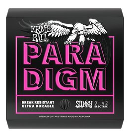 Ernie Ball Ernie Ball P02023 Paradigm Super Slinky Electric Strings, 9‑42