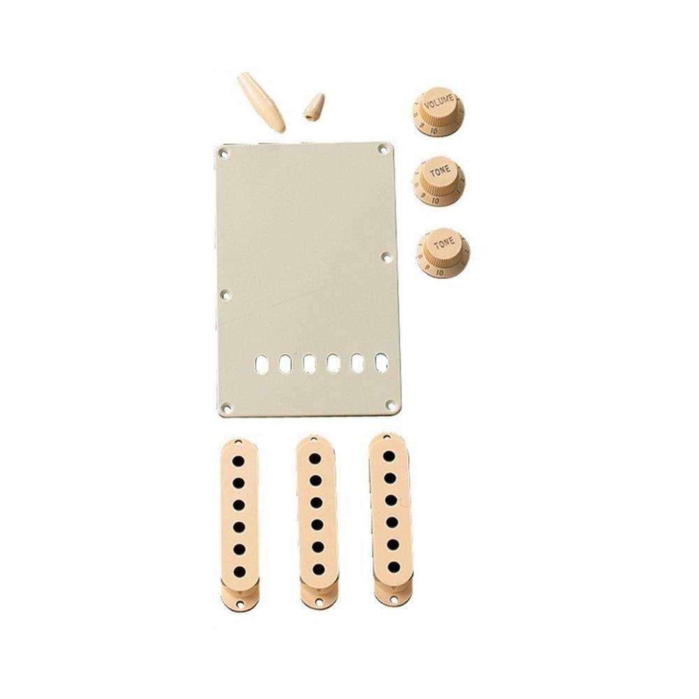 Fender Fender Stratocaster Accessory Kit - Aged White