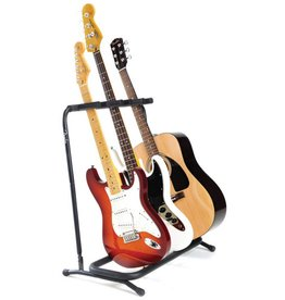 Fender Fender Three Guitar Multi Stand