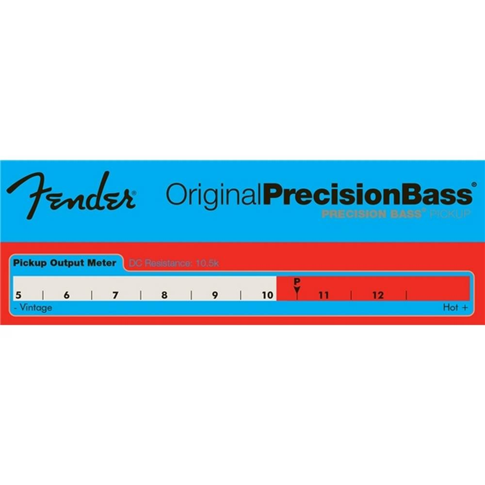 Fender Fender Original '62 Precision Bass Pickup