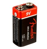 Fender Fender® 9V Battery Single