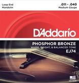 D'Addario Medium Mandolin