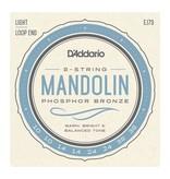 D'Addario Light Mandolin