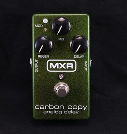 MXR USED Dunlop MXR Carbon Copy