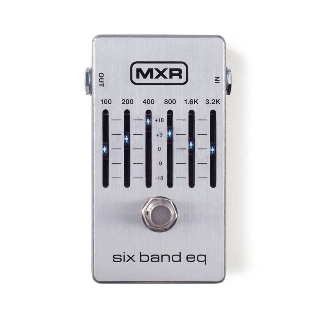 MXR Dunlop MXR 6 Band EQ